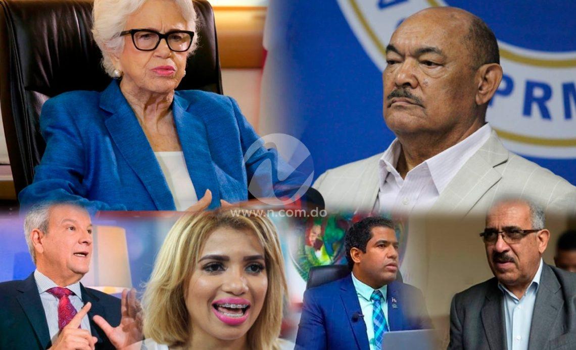 Ramon Alburquerque contra el PRM