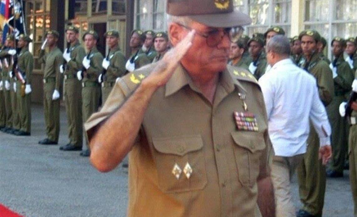 EE.UU. sanciona al ministro de Fuerzas Armadas de Cuba y a una unidad de élite
