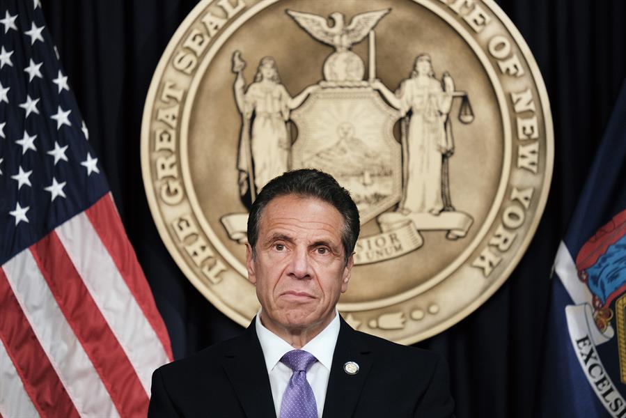 Gobernador de Nueva York