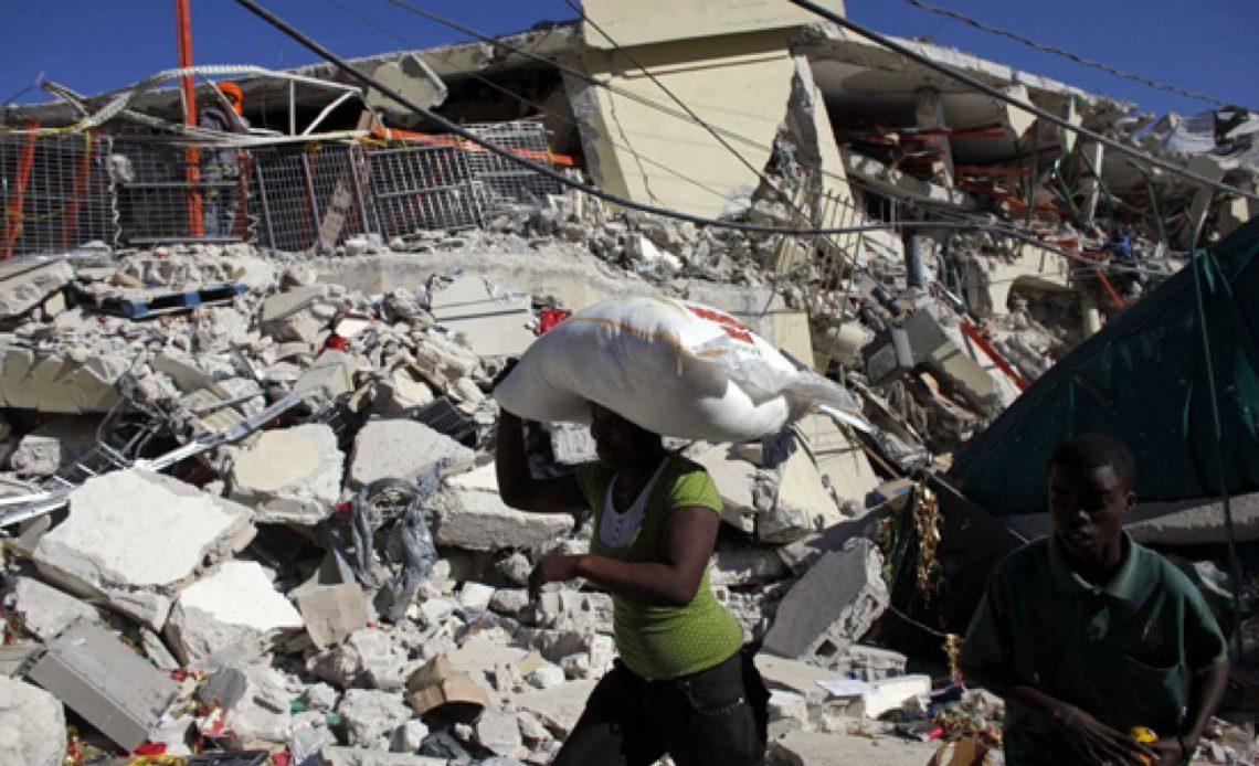Brasil enviará misión humanitaria para socorrer a Haití