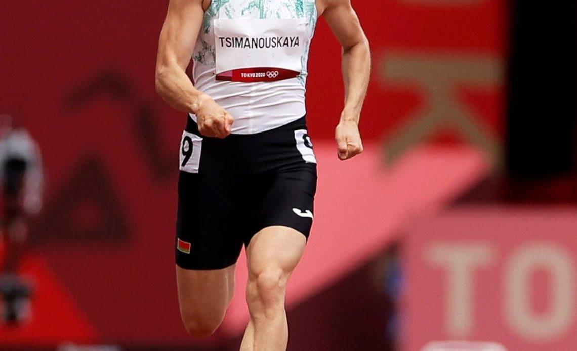 La atleta bielorrusa pone rumbo a Polonia tras negarse a ser repatriada
