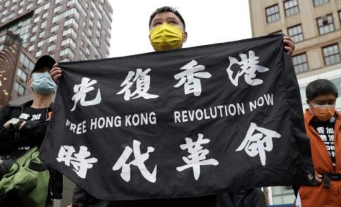 Biden ofrece asilo a ciudadanos de Hong Kong alegando represión de China