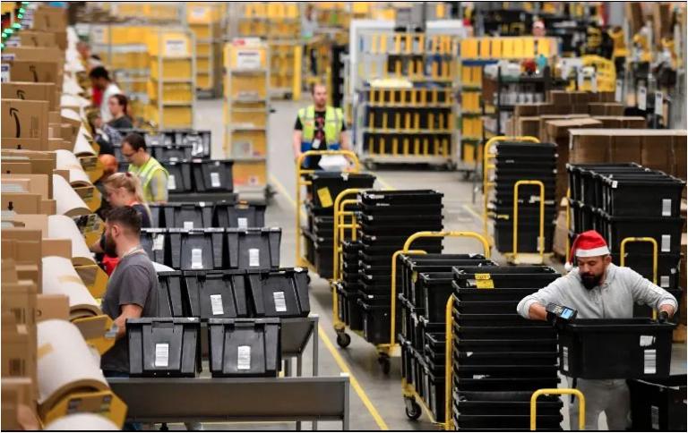 Amazon pospone regreso presencial de empleados hasta enero de 2022 por pandemia