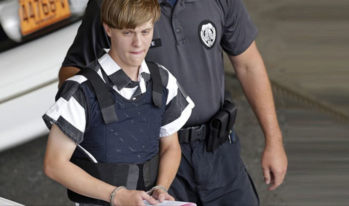 Confirman condena a muerte de autor de masacre racista en iglesia de EEUU