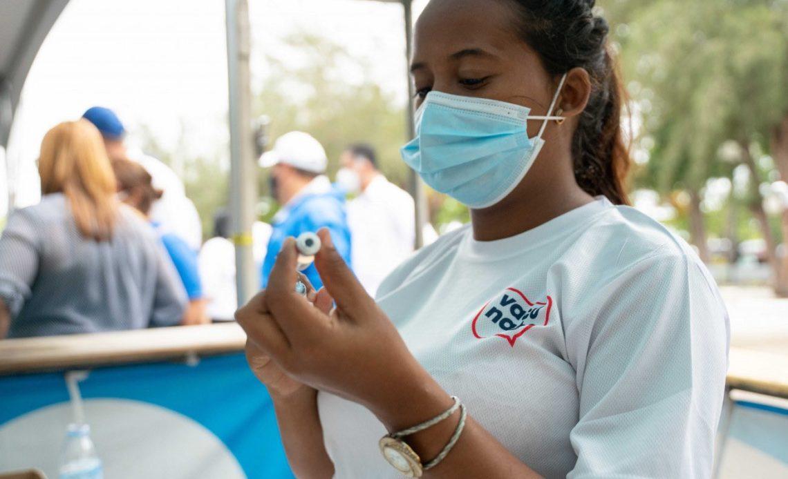Dos provincias del país superan el 70% de los vacunados con dos dosis anticovid
