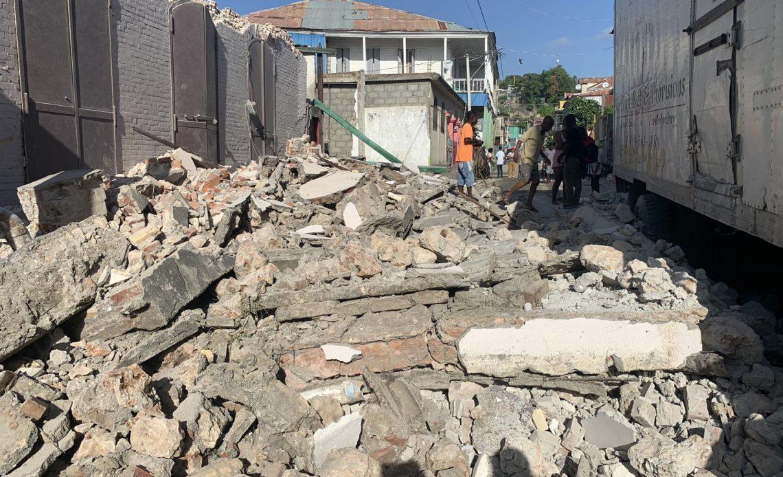 Al menos 29 muertos por terremoto en Haití