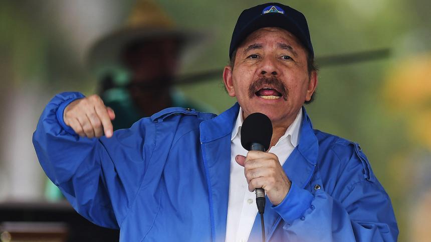 Partido de Ortega buscará la reelección con sus rivales presos en Nicaragua