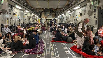 Recaudan 6 millones de dólares en dos días en GoFundMe para evacuar a civiles afganos
