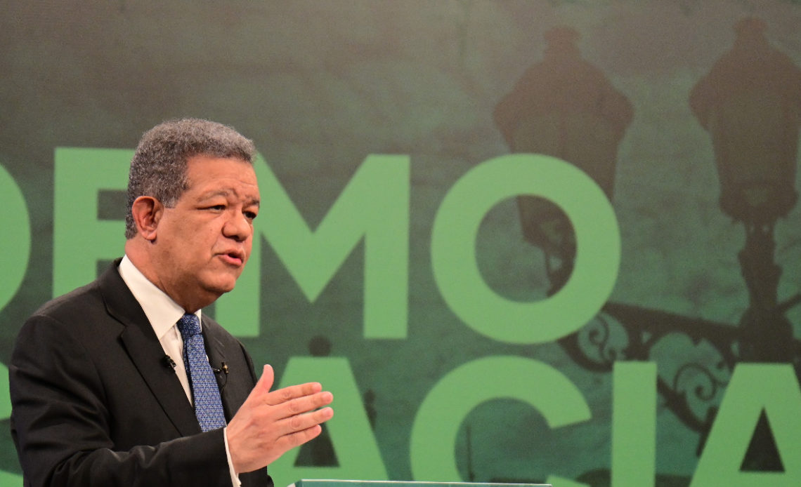 Leonel considera crecimiento económico nacional no es una proyección real