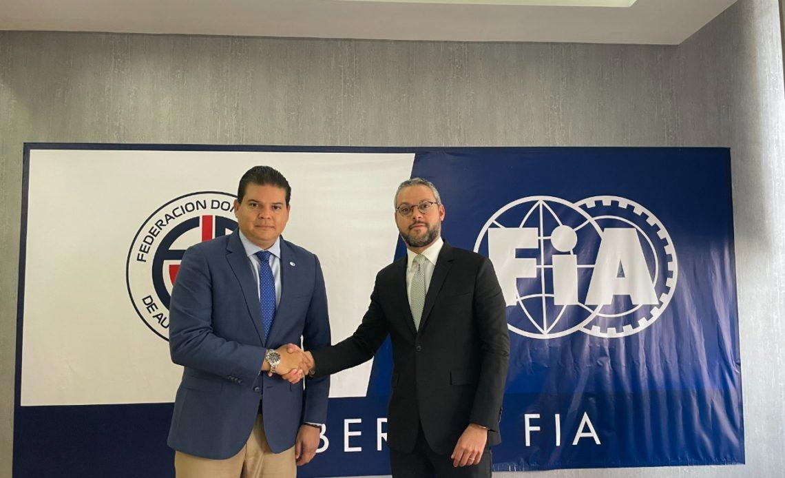 La Federación Dominicana de Deporte Electrónico (FDDE) y la Federación Dominicana de Automovilismo (FDA), firmaron un acuerdo de colaboración para promover