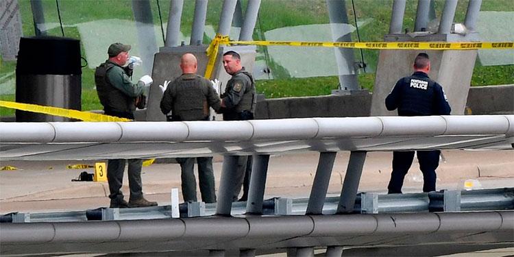 FBI identifica al asesino del policía del Pentágono