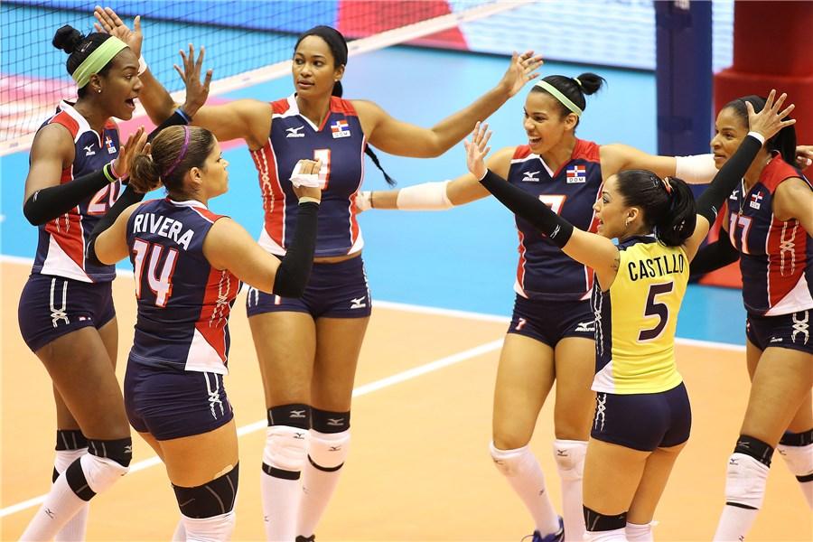 RD-EEUU y Brasil-COR en cuartos de final en voleibol femenino de los Juegos de Tokio 2020