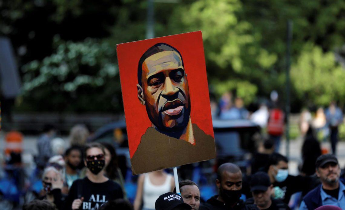 Cuatro expolicías en EE.UU. se declaran no culpables en el caso de George Floyd