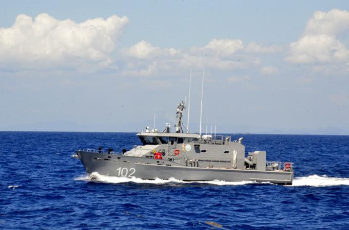Armada Isla Beata