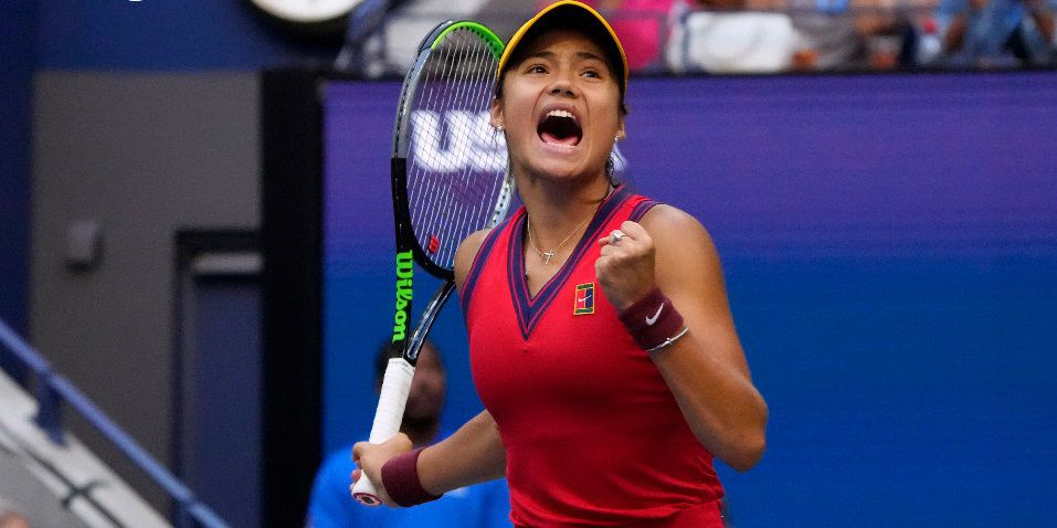 Británica Raducanu gana US Open y es primera campeona de Grand Slam desde fase previa