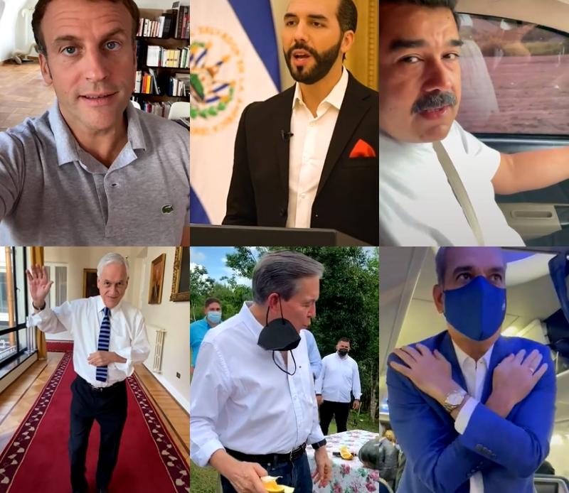 Presidentes del mundo que se han unido a TikTok, ¿qué publican?