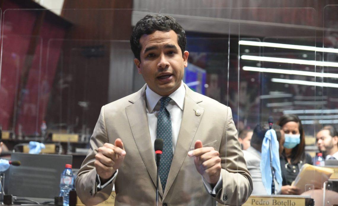 Diputado Omar Fernández