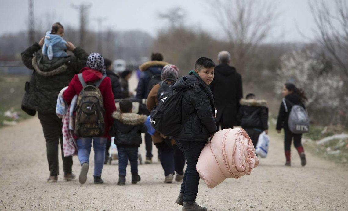 EEUU acogerá 125.000 refugiados en 2022, el doble que este año