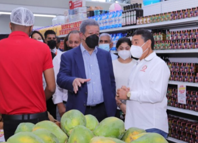 Leonel supermercado