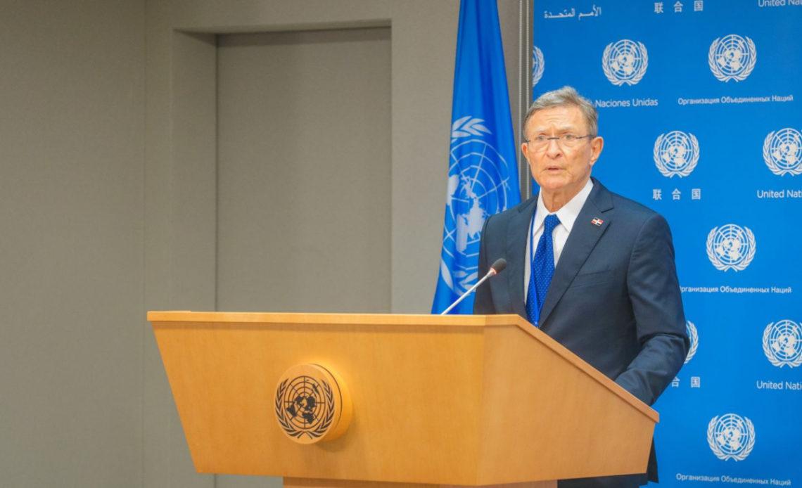 Argentina se adhiere al pacto firmado entre RD, Costa Rica y Panamá sobre crisis de Haití