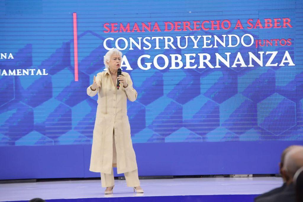 Ética e Integridad rinde cuentas del 4to. Plan de Acción de Gobierno Abierto; anuncia foro participativo