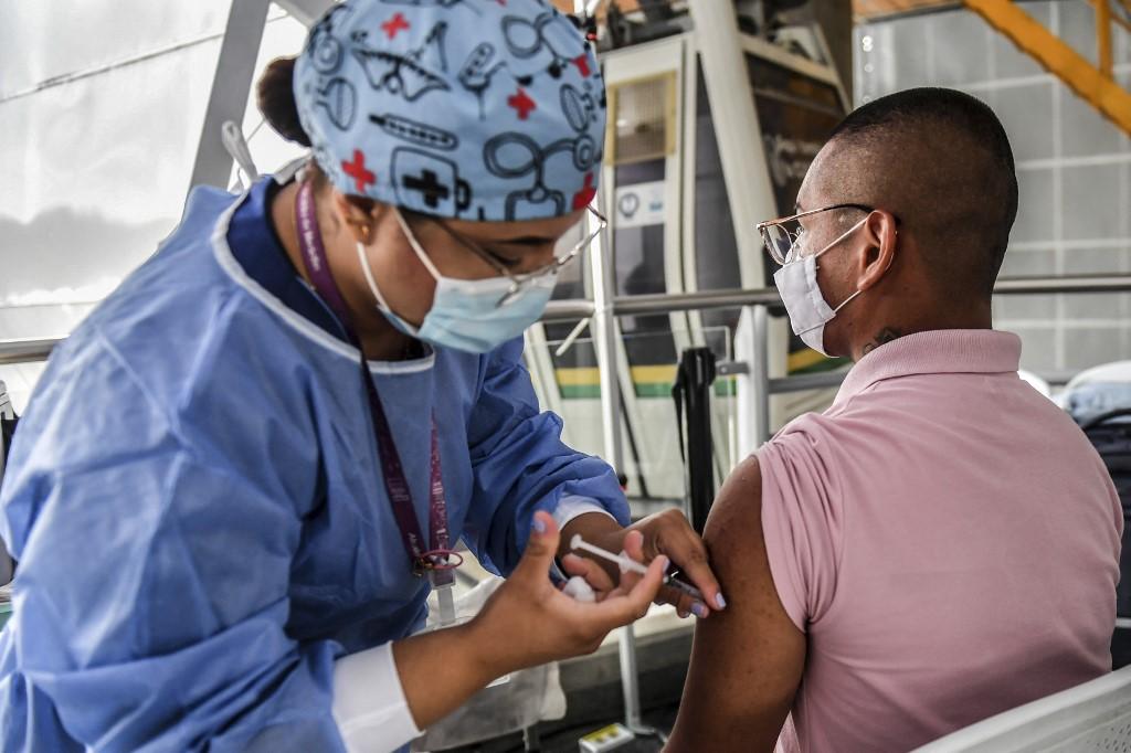 Vacunación anticovid en Haití, Jamaica y Nicaragua no llega al 10%, alerta OPS
