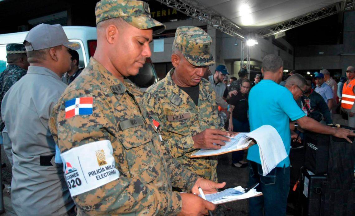 Voto militar